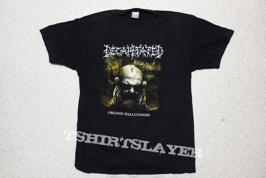 Decapitated - Organic Hallucinosis Extreme Hallucinosis T-shirt