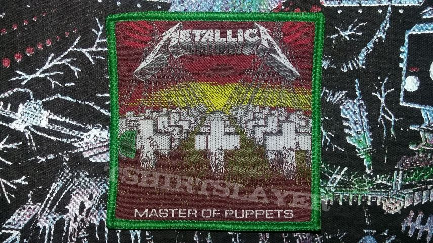"(Not So)""Vintage"" Metallica-Master Of Puppets"
