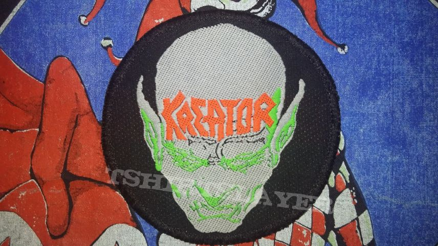 Kreator-Coma Of Souls patch