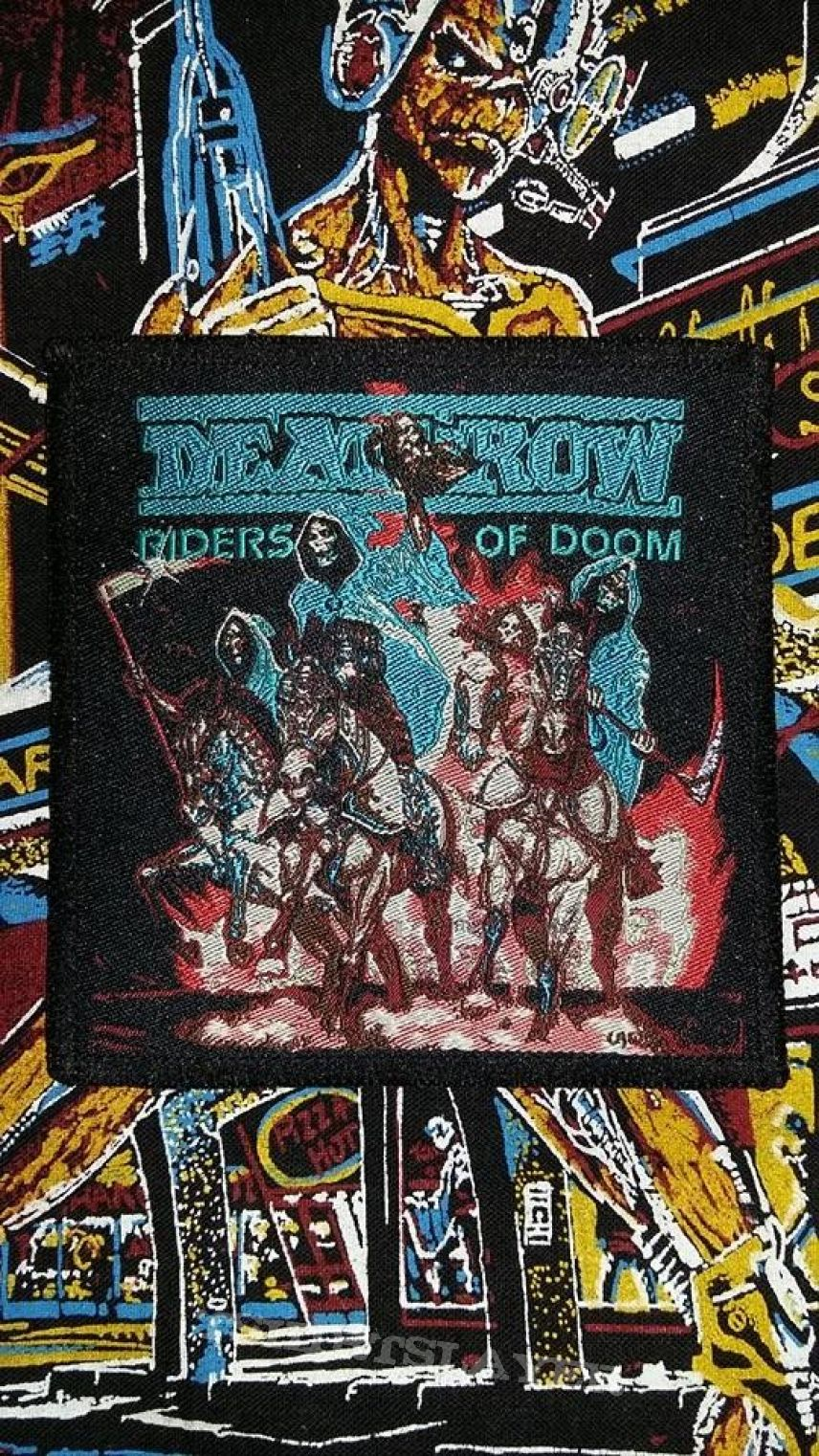 Deathrow-Riders Of Doom