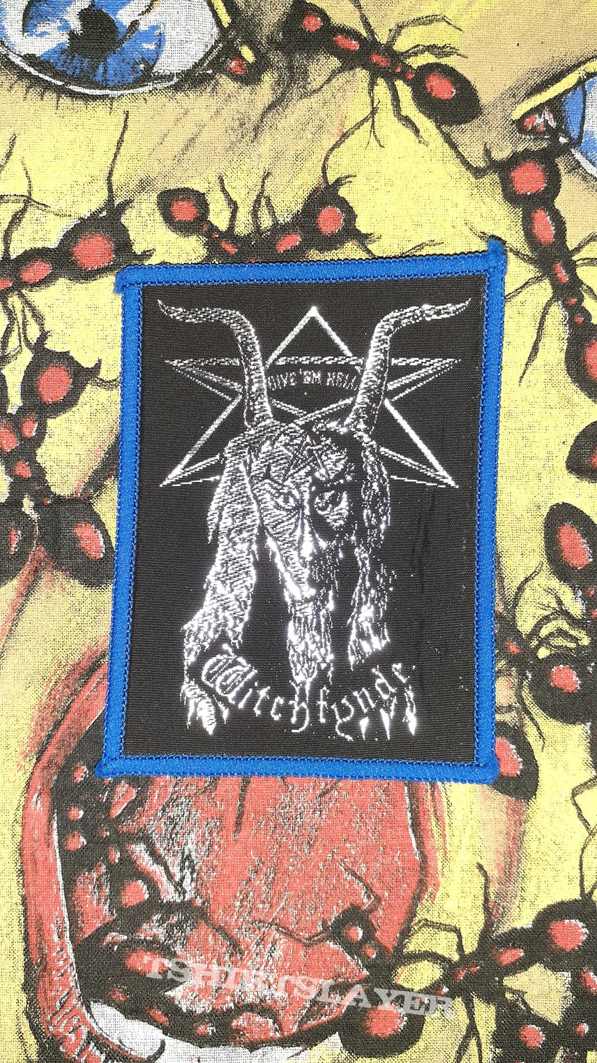 Witchfynde - Give 'Em Hell Patch 1980