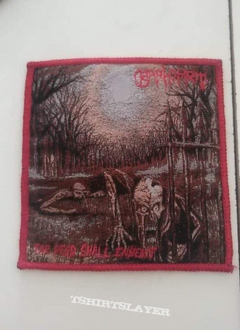 Baphomet - The Dead Shall Inherit Bootleg Patch