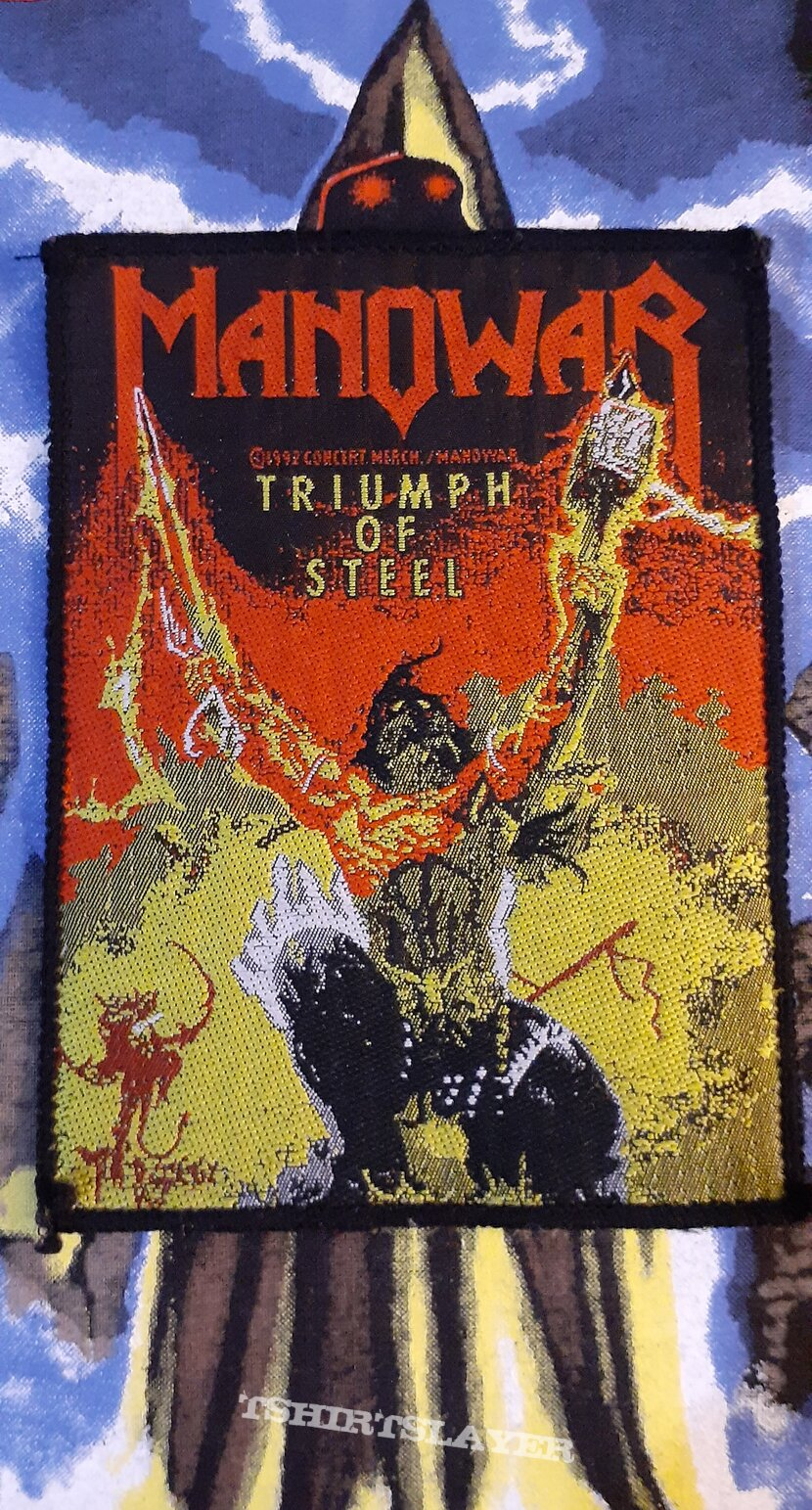 Manowar Patch For Metal Heart !