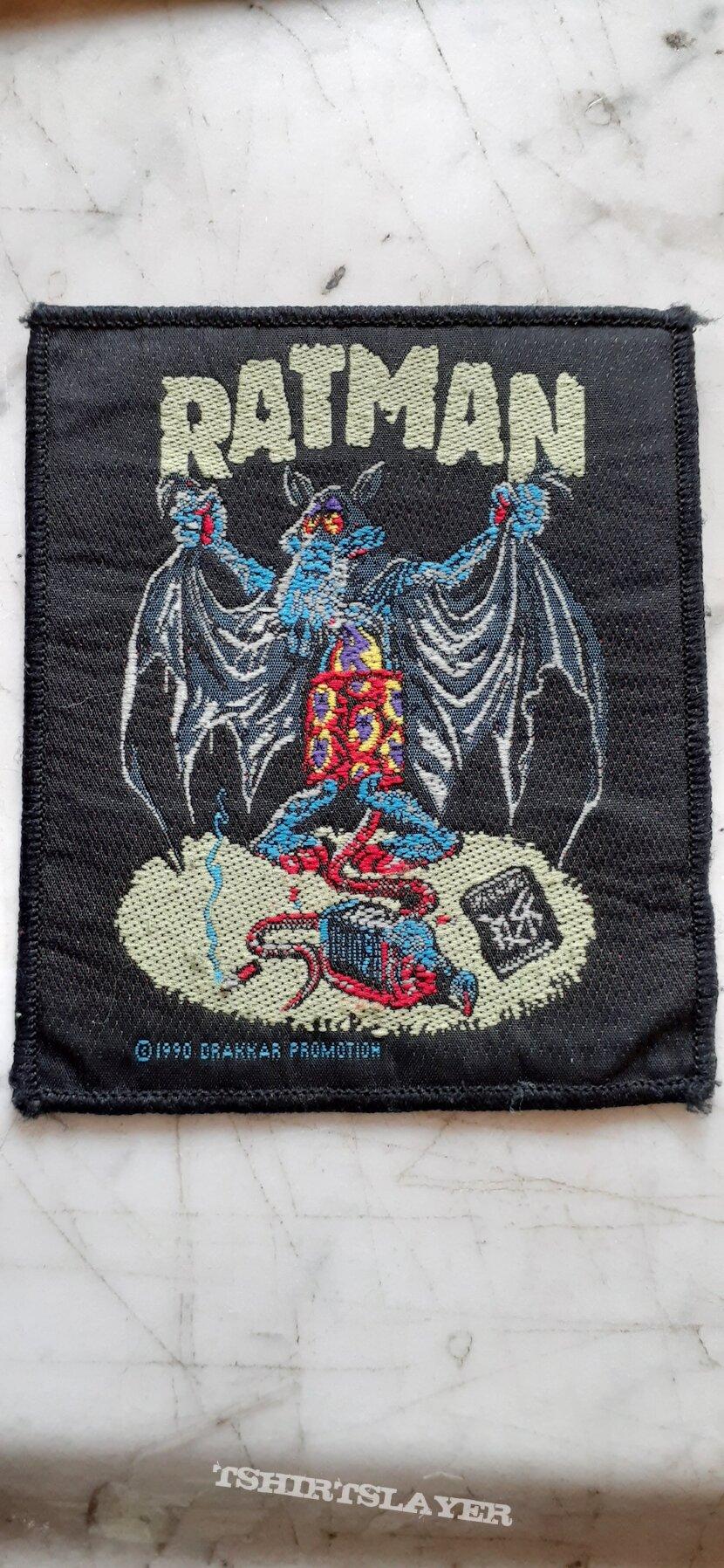 Risk - Ratman Patch 1990
