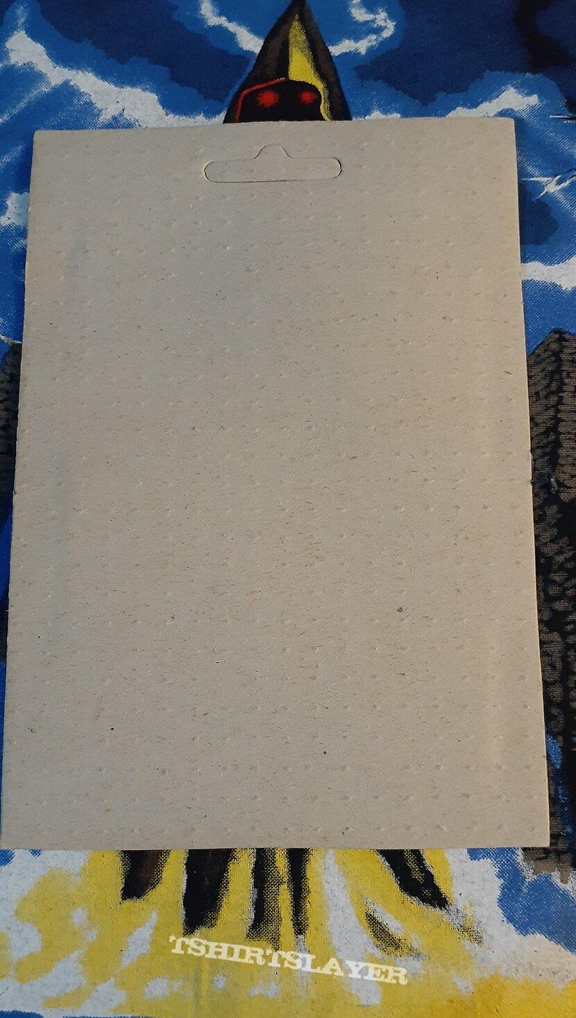 Malevolent Creation - Ten Commandments Patch 1991 Still Sealed !