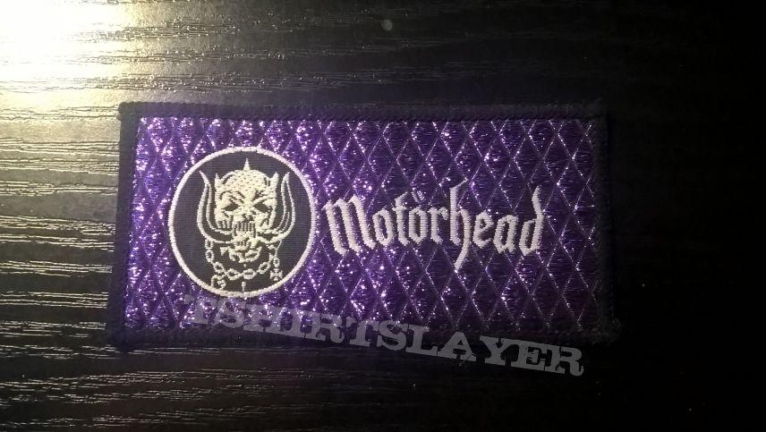 Motörhead early 80s Patch