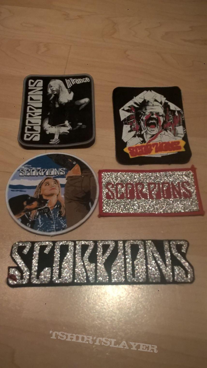 Scorpions Tribute Vest