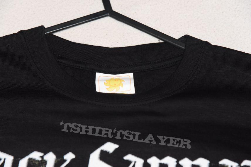 Black Sabbath forbidden shirt 90's