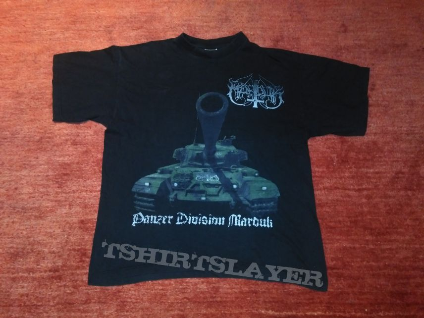 Marduk panzer division marduk shirt