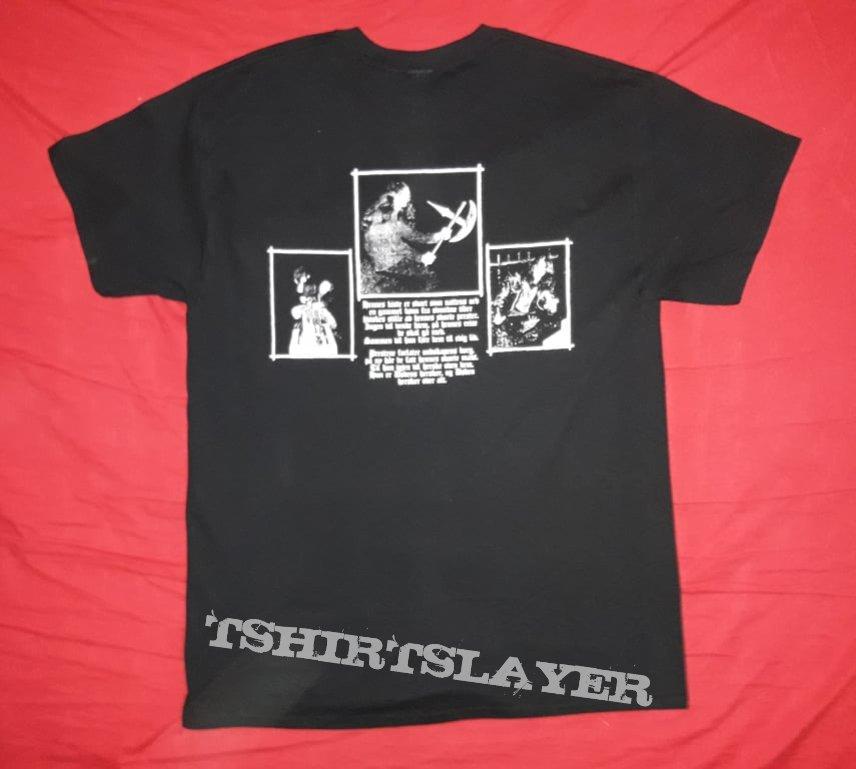 Gorgoroth t-shirt
