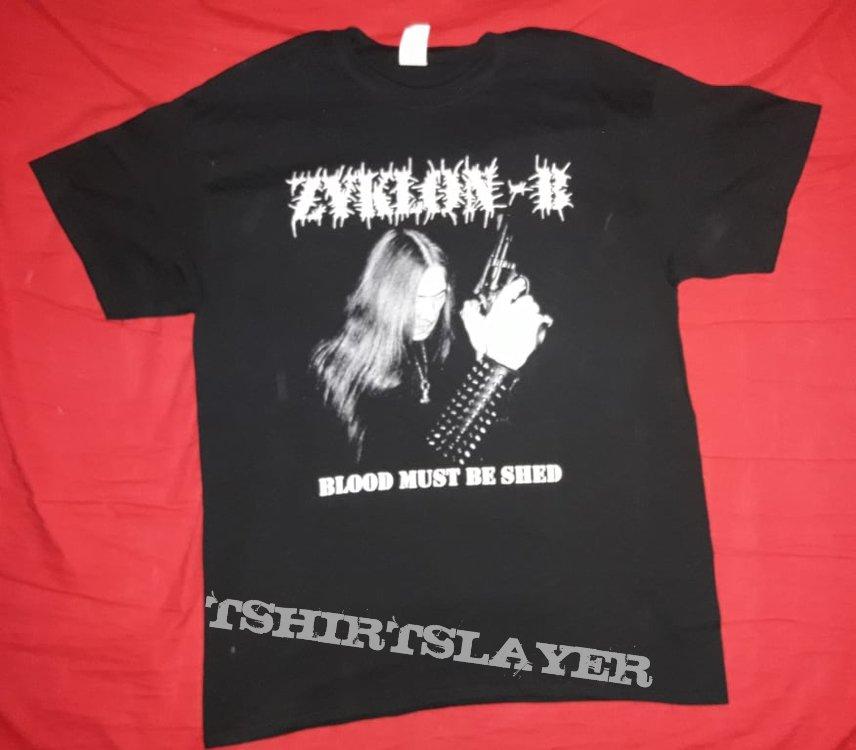 ZYKLON-B t-shirt