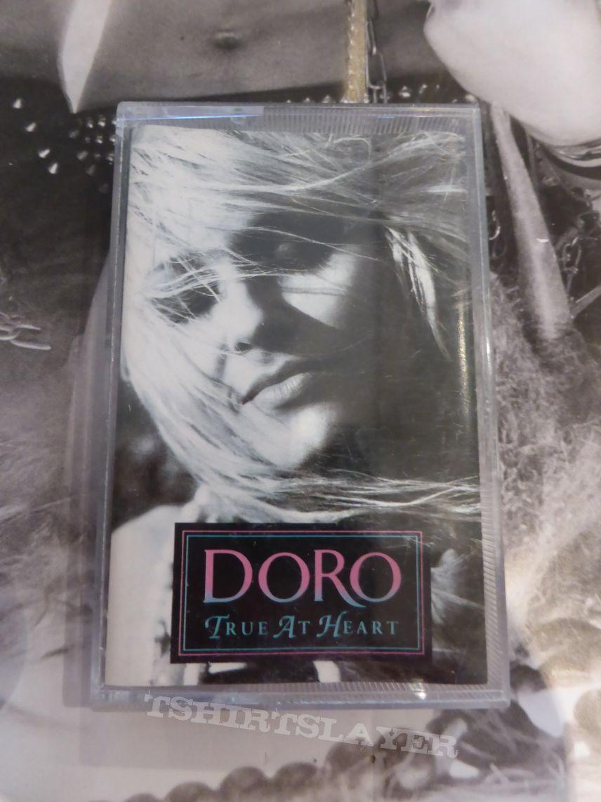 Doro - True At Heart Tape