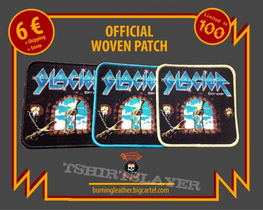 Glacier Official Woven Patch