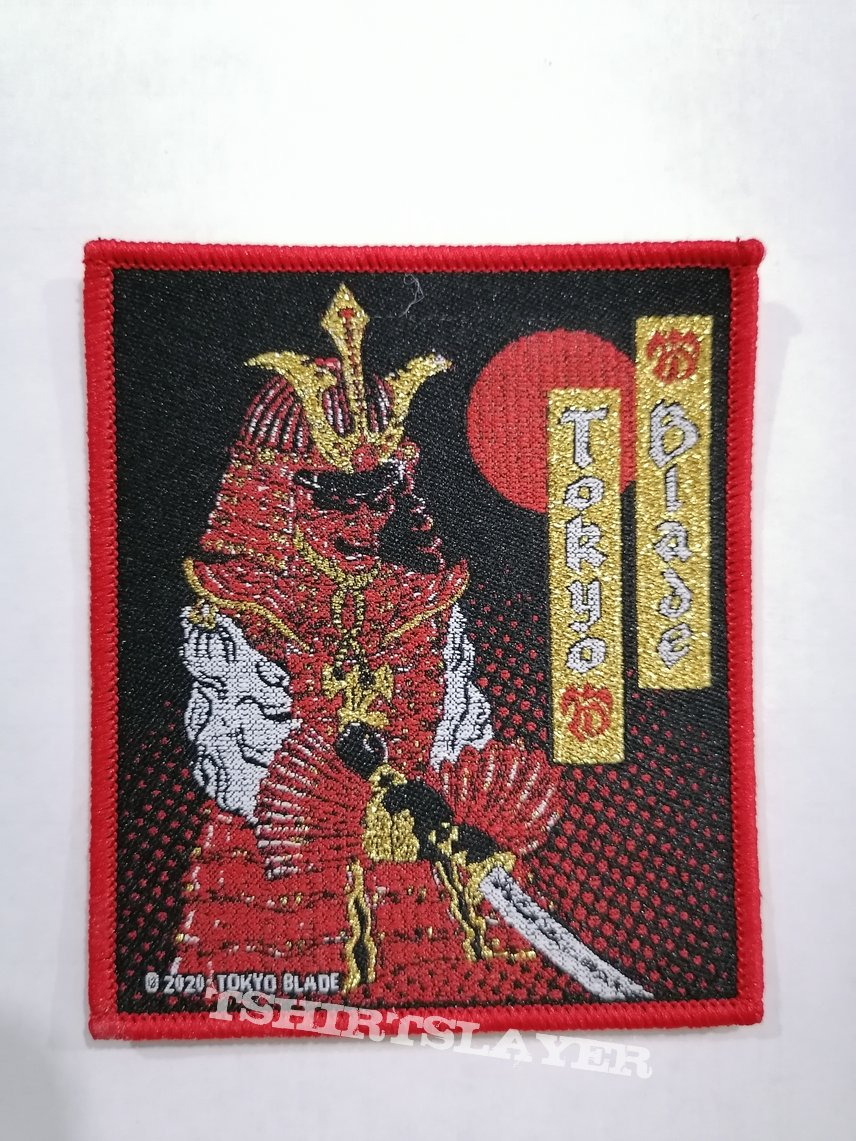 Tokyo Blade - Night of the Blade Official Woven Patch