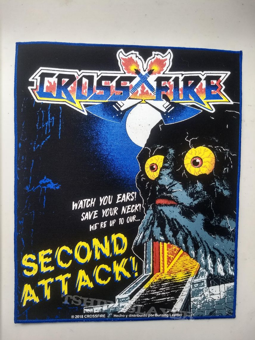 CrossFire Second Attack official Backpatch
