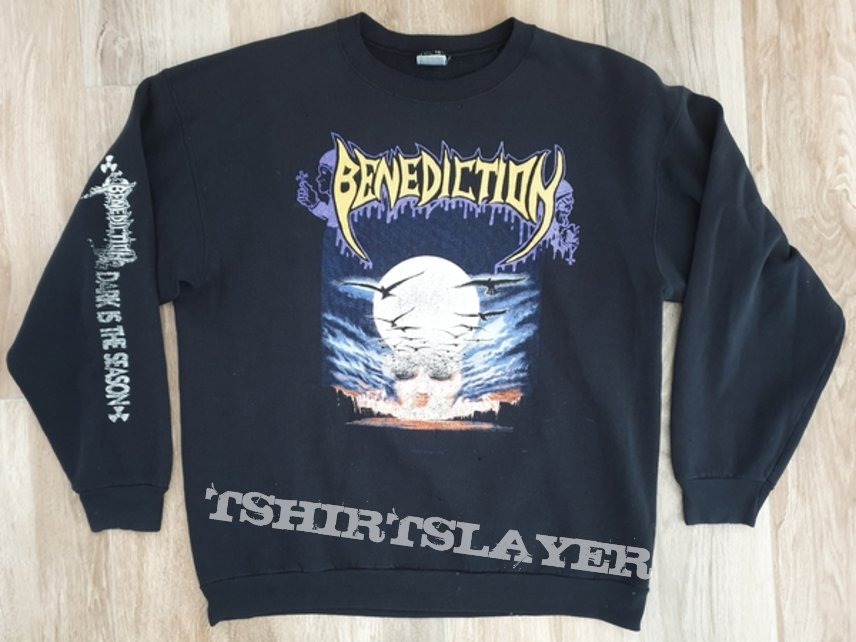 Benediction - Dark is the season sweater