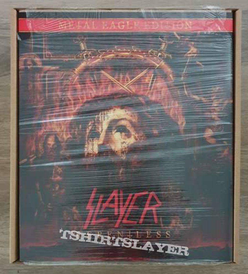 Slayer - Repentless Metal Eagle edition