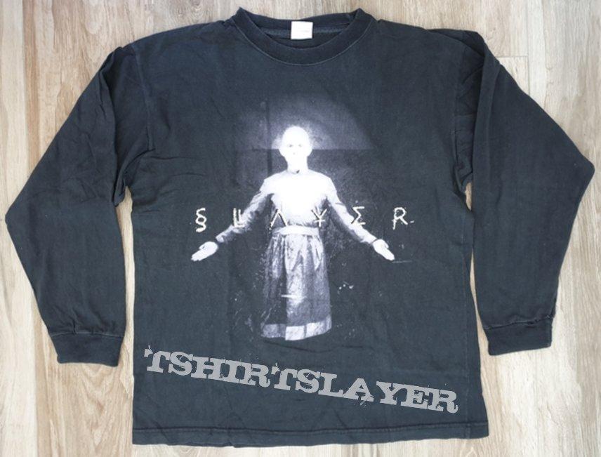 Slayer - Diabolus on tour 98/99 longsleeve
