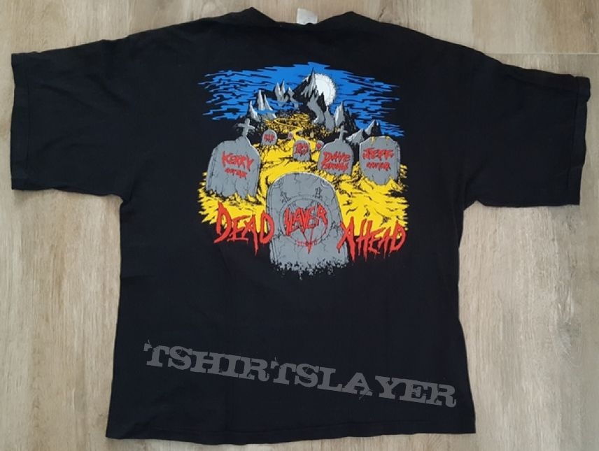 Slayer - Live undead shirt