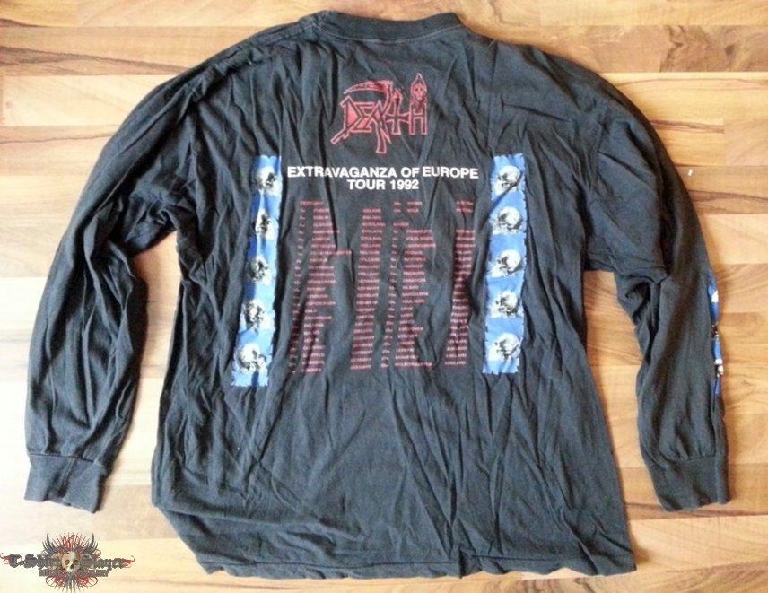 Death - Tour longsleeve 1992