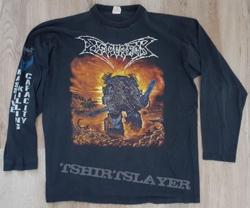 Dismember - Massive killing capacity longsleeve
