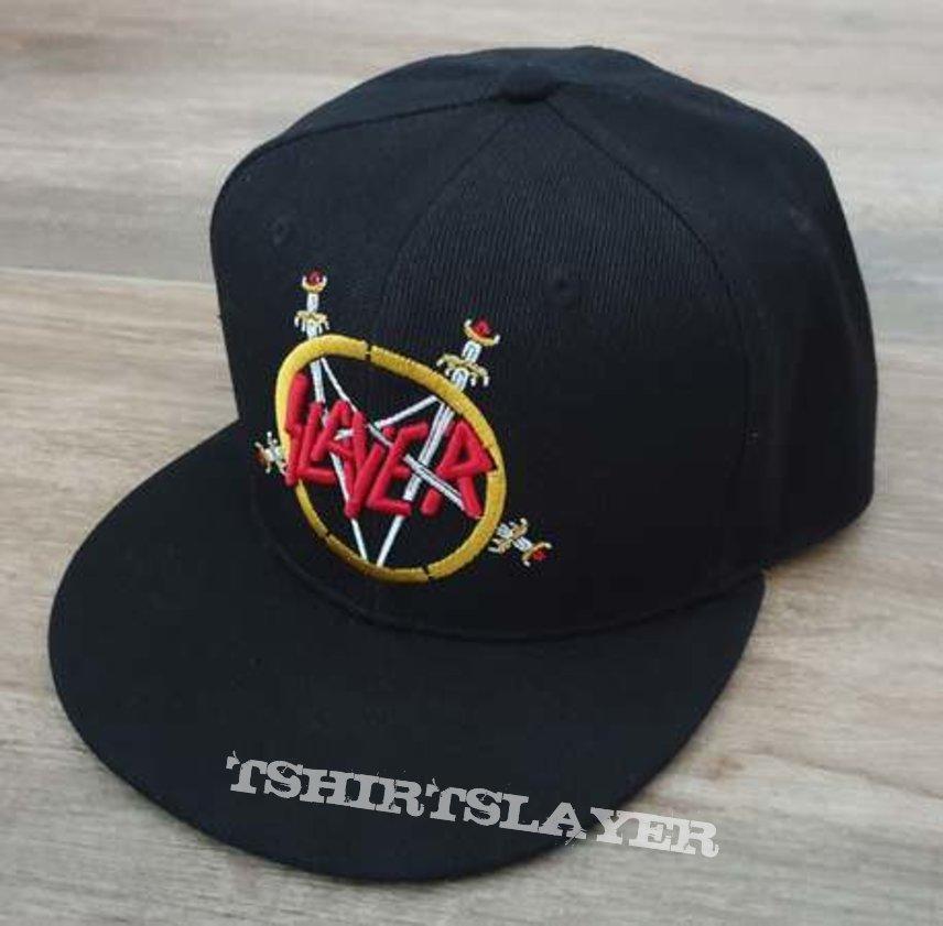 Slayer snapback cap