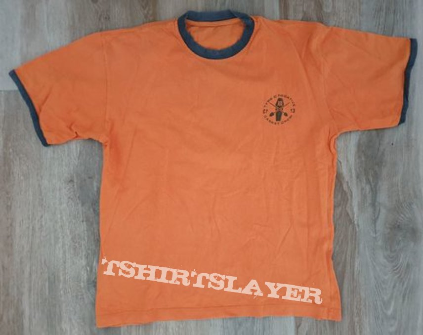 Type O Negative - Casket crew / Halloween shirt