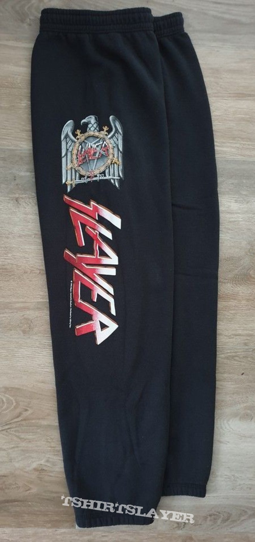 Slayer - vintage eagle sweatpants
