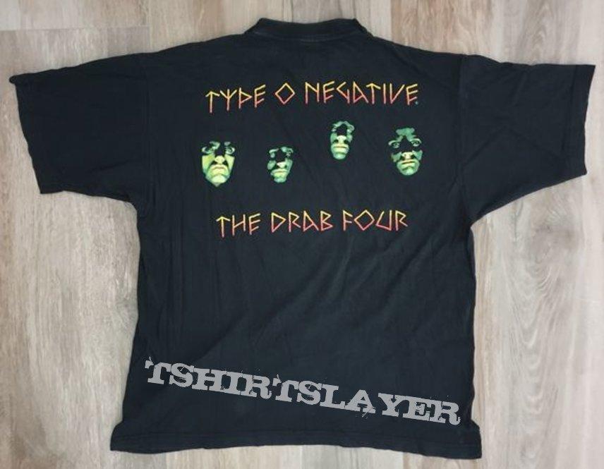 Type O Negative - October rust shirt
