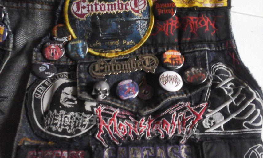 Death Metal Vest huge update