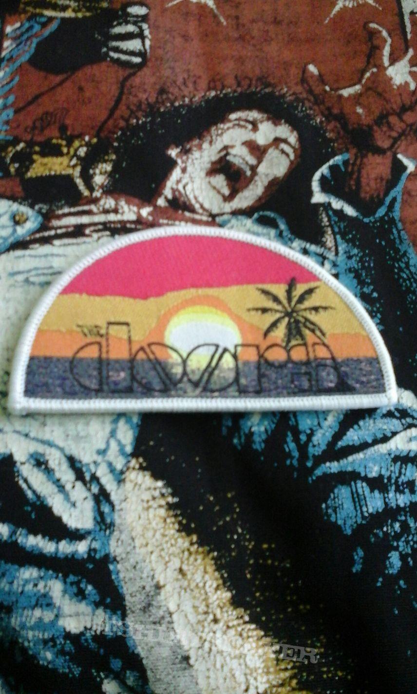 The Doors - Sunshine Beach woven patch