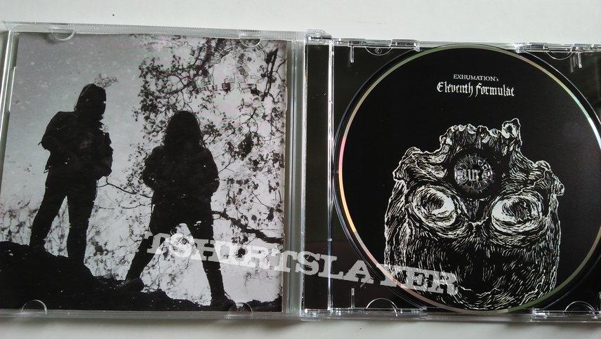 Exhumation - Eleventh Formulae CD