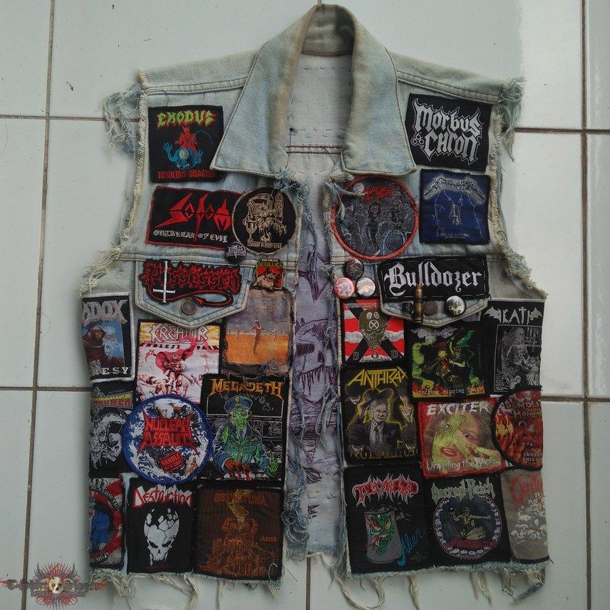 My new vest