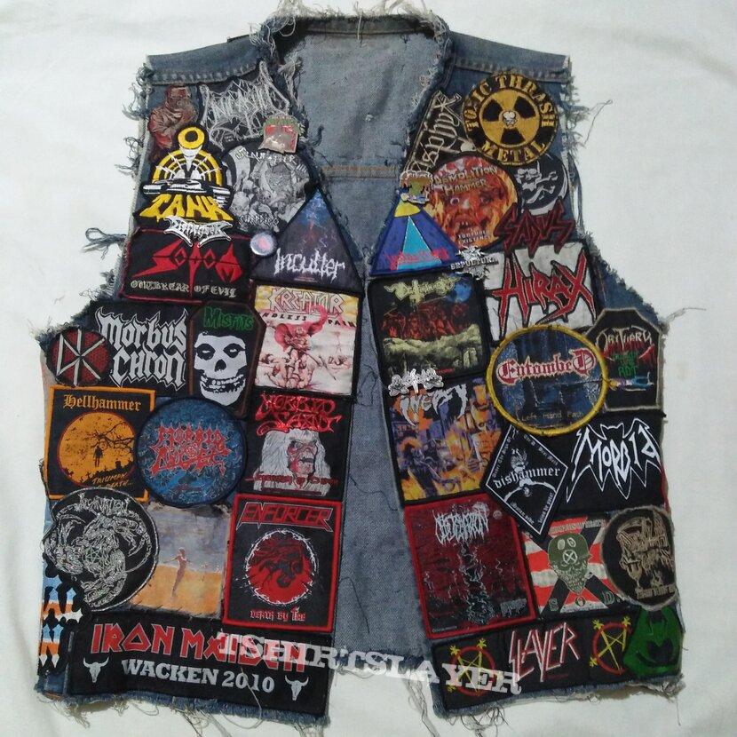 Main vest massive update
