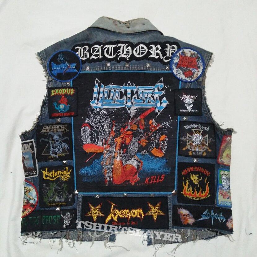 80s style vest update