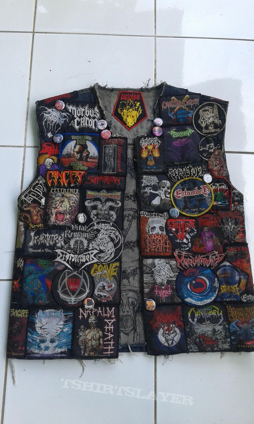 Just a little update on my vest