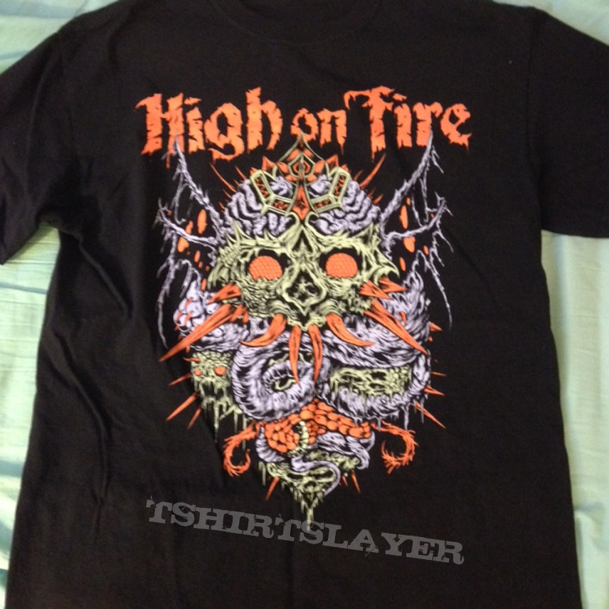 Alexheath1988 39 s high on fire high on fire t shirt tshirt for On fire brand t shirts