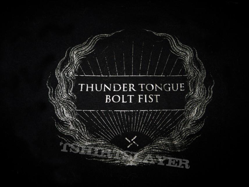 Bölzer - Thunder Tongue Bolt Fist