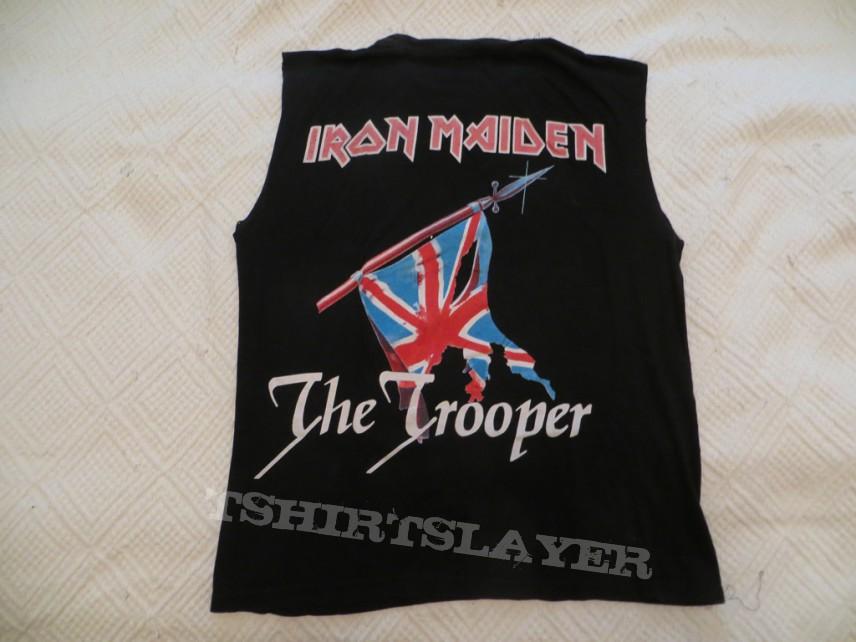 Iron Maiden - Trooper
