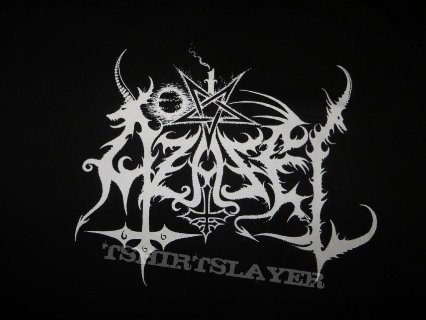 Azazel logo shirt