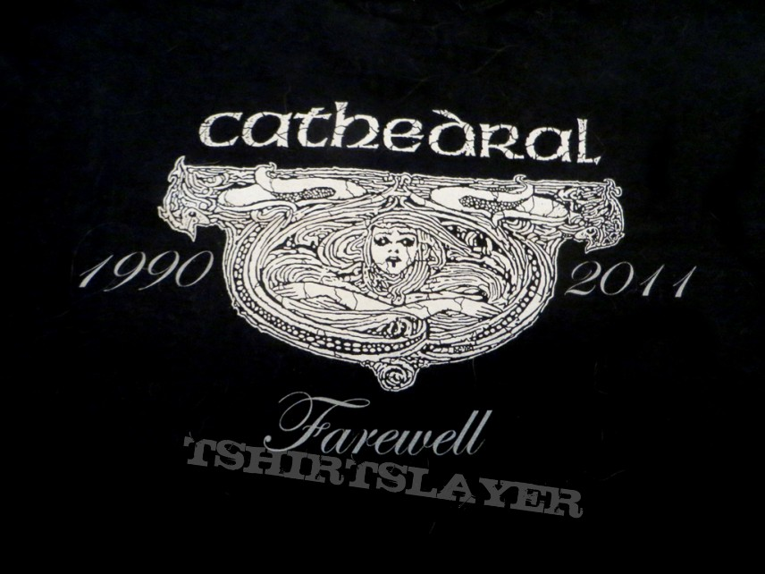 Cathedral - 1990 – 2011 Farewell