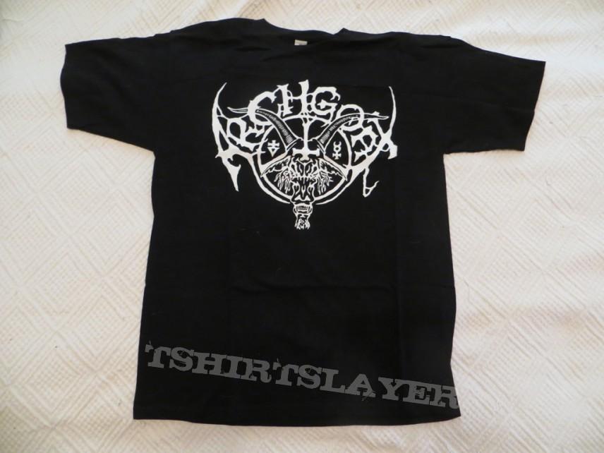 Archgoat logo shirt