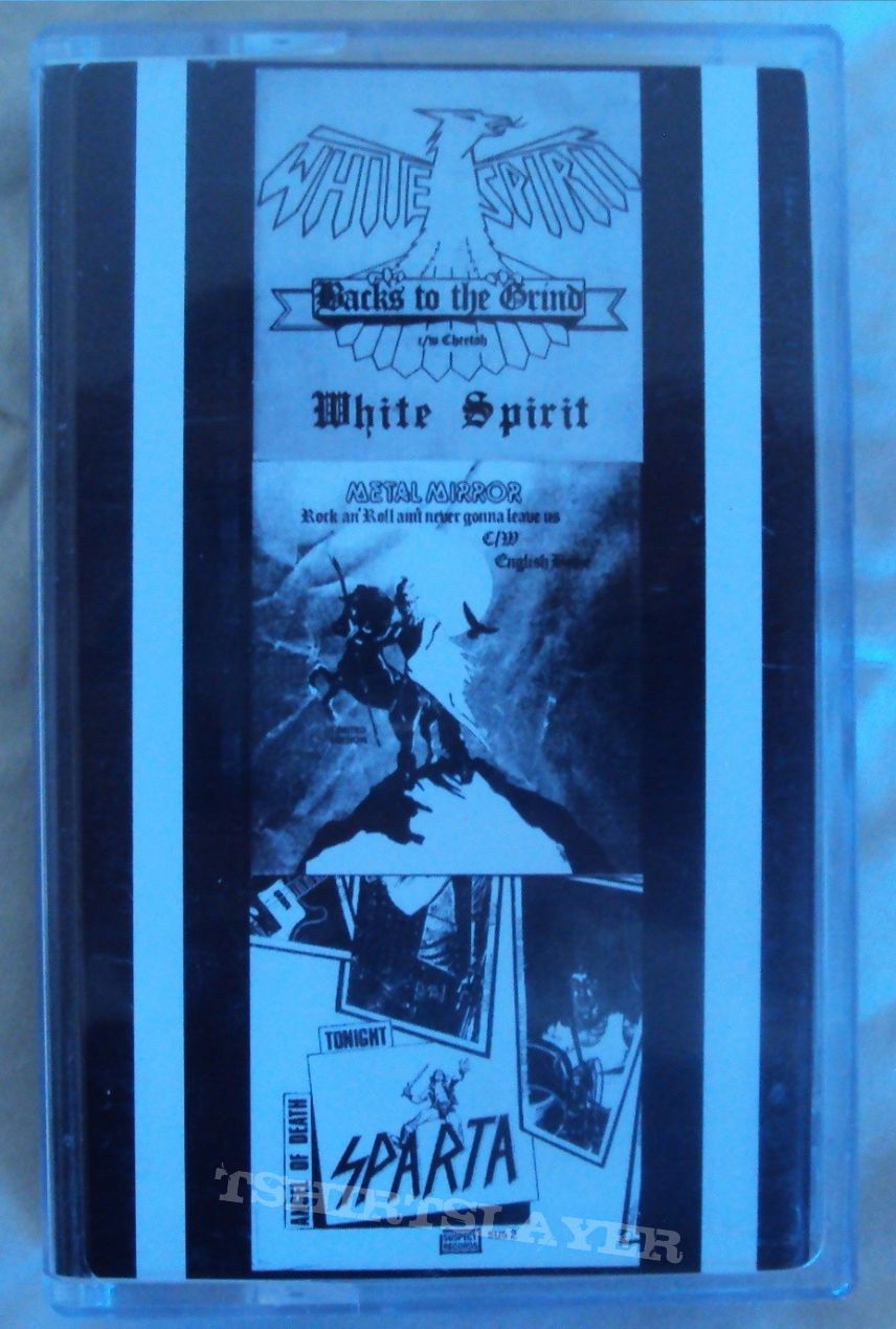 NWOBHM 2nd Attack tape
