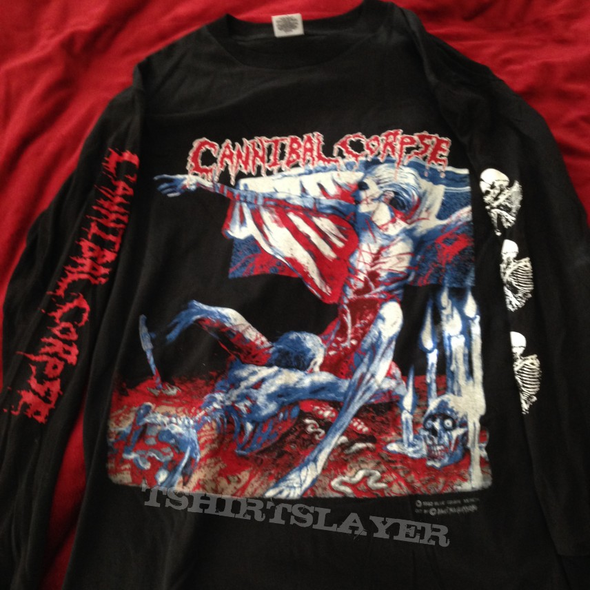 Tomb of the Mutilated Longsleeve