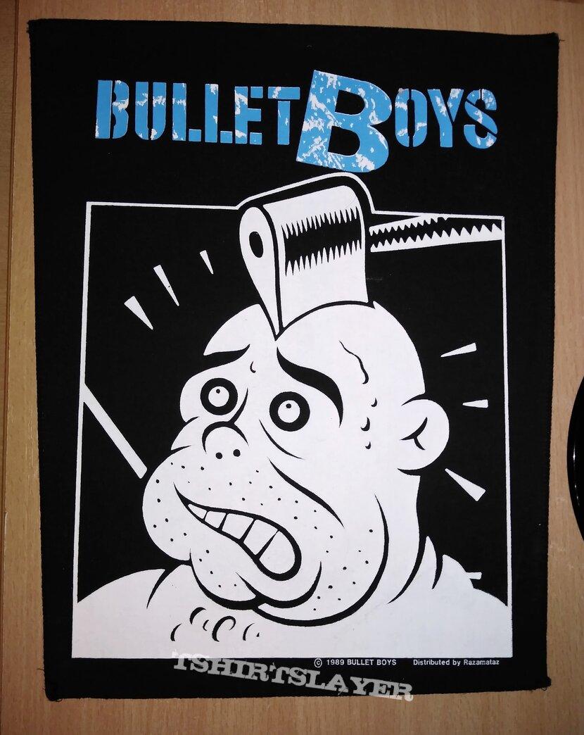 Bullet Boys backpatch