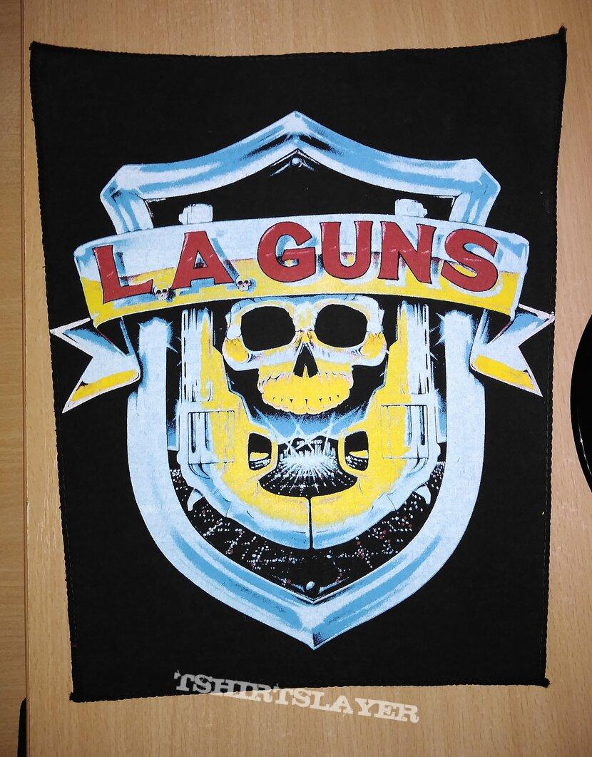 LA Guns backpatch