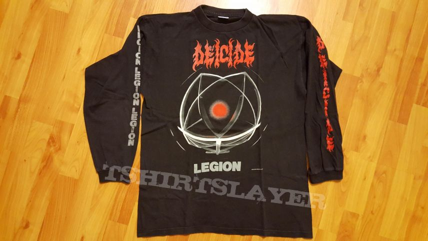 DEICIDE legion tour 1992-1993, OG Blue Grape Merch 1992
