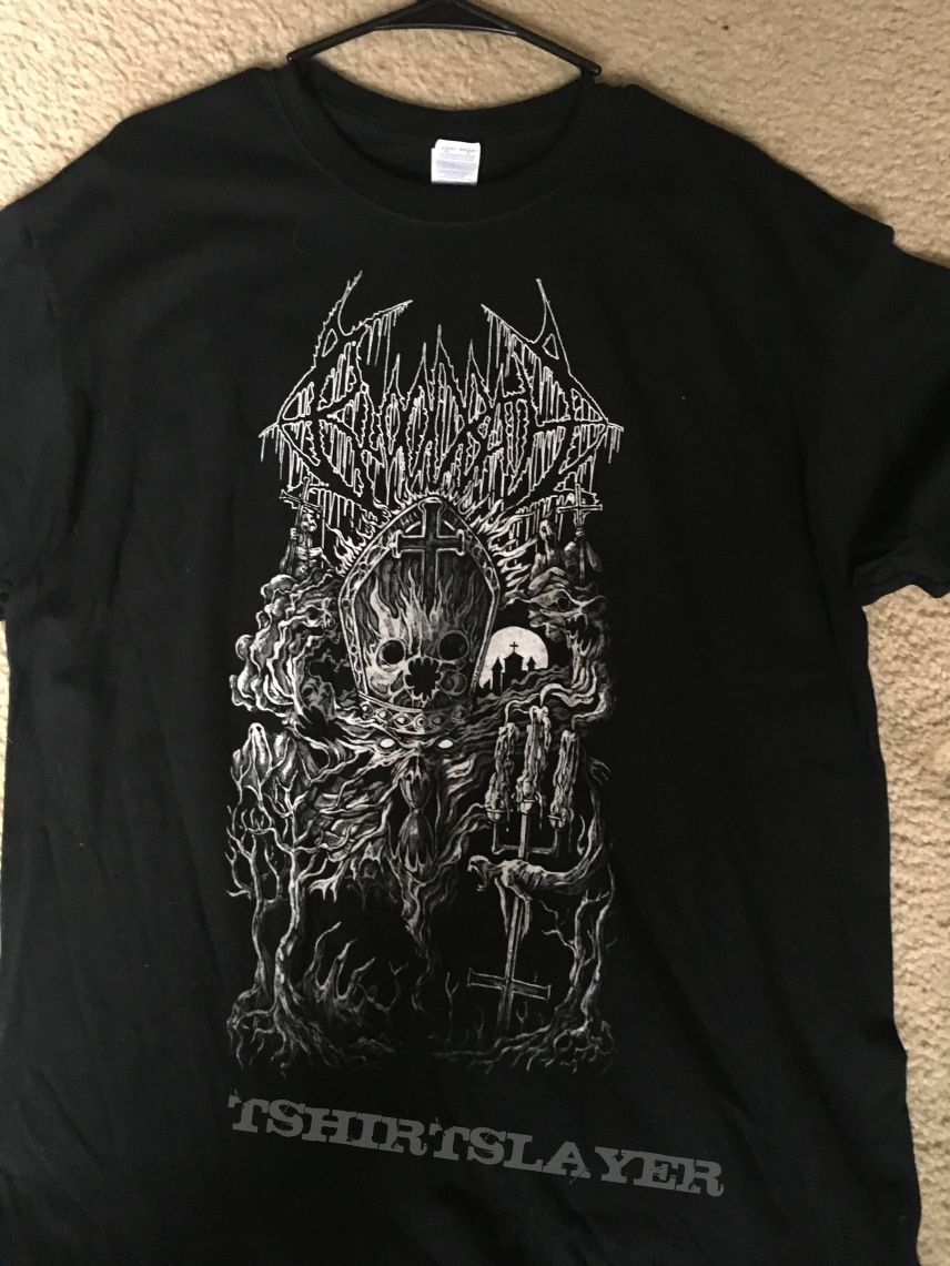 Bloodbath 2015 Festival Tour shirt L 2015