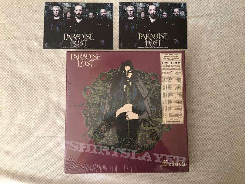 Paradise Lost-Medusa Limited box