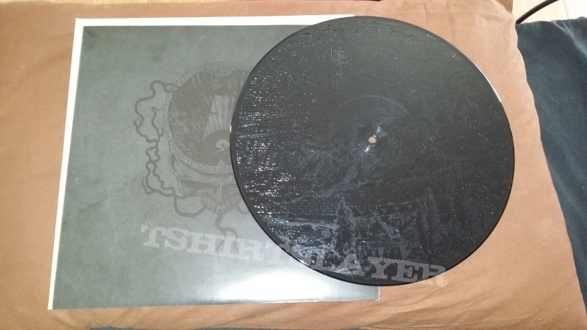 Paradise Lost-The Plague Within Gatefold Black 2 LP Signed